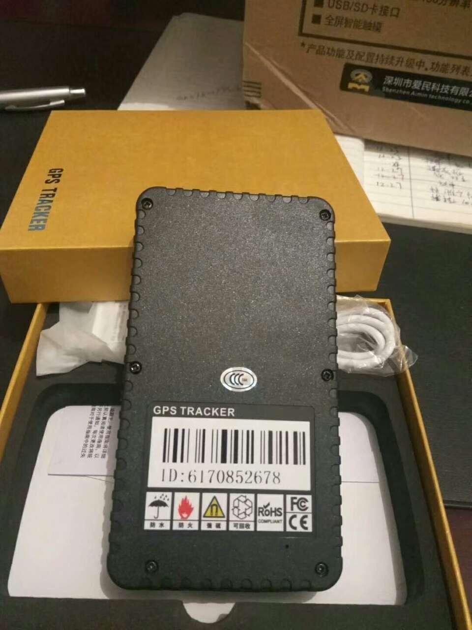 欧创汽车gps定位器跟踪器带磁铁免安装个人无线防... _什么值得买
